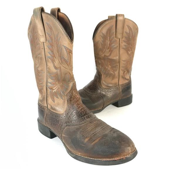 Ariat western boots 8.5EE
